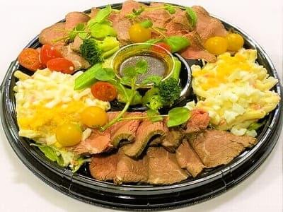 牛モモ肉ローストビーフL